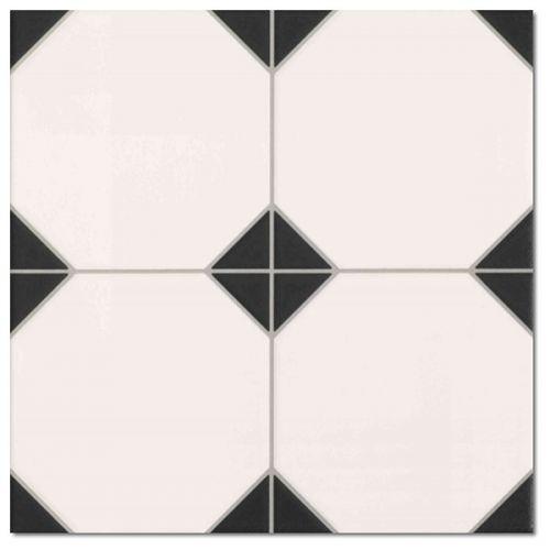 Realonda Oxford Negro 33,3x33,3