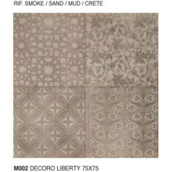 Marazzi Powder Decoro Liberty CA 75x75 M002
