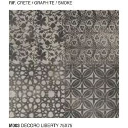 Marazzi Powder Decoro Liberty FR 75x75 M003