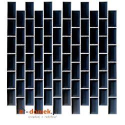 El Casa - Mozaika Retro Brick Black 30,0x30,0