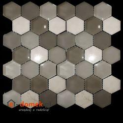El Casa - Mozaika Honey Grey 30,0x30,5
