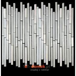 El Casa - Mozaika Stick White 30,0x30,8