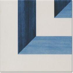 Peronda Argila Artist Blue Square 22,3x22,3