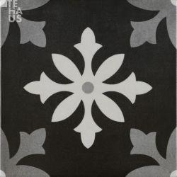 Pamesa Art Degas Negro 22,3x22,3