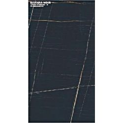 IMPRONTA ITALGRANITI MEGA Marble Experience - Sahara Noir 6mm, 120x260