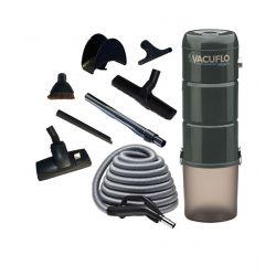 VACUFLO TC 780 + Zestaw sprzątający Avada 7m-9m-12m