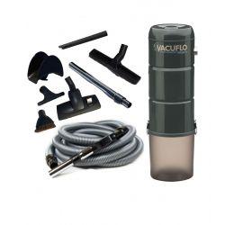 VACUFLO TC 780 + Zestaw sprzątający Deluxe 7m-9m-10,5m-12m