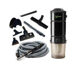 VACUFLO VR 580 + Zestaw sprzątający Deluxe 7m-9m-10,5m-12m