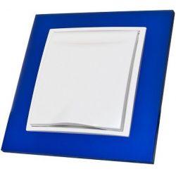 VACUFLO Gniazdo ANIMATO, biało-niebieskie