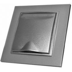 VACUFLO Gniazdo ANIMATO, srebrne