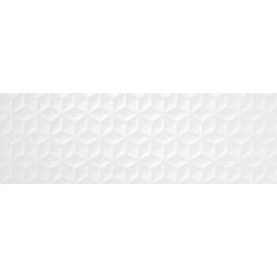 Colorker Arcs White Rect. 29,5x90