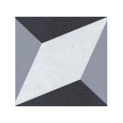 El Cas-a 088050 Mayolica Decor Forma Black 20x20
