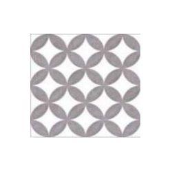 El Cas-a 088097 Mayolica District Circles Grey 20x20