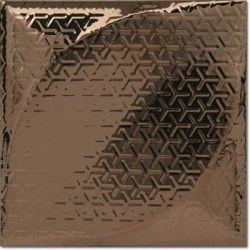 Decus Hoja Bronce 15x15
