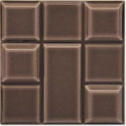 Decus Tetrix Chocolate Brillo 15x15