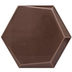 Decus Cuna Chocolate Brillo 17x15