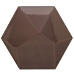 Decus Piramidal Chocolate Brillo 17x15