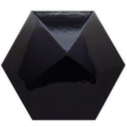 Decus Piramidal Negro Brillo 17x15