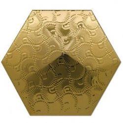 Decus Piramidal Oro 2 17x15