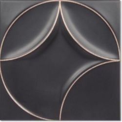 Decus Expression Ring Grafito 20x20