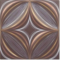 Decus Expression Arch Chocolate 20x20
