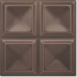 Decus Cubos Chocolate Mate 20x20