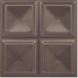 Decus Cubos Chocolate Mate 20x20