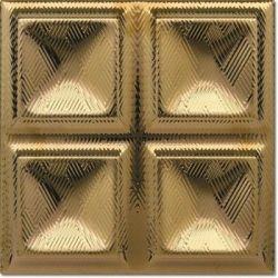 Decus Cubos Oro 20x20