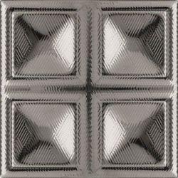 Decus Cubos Plata 20x20