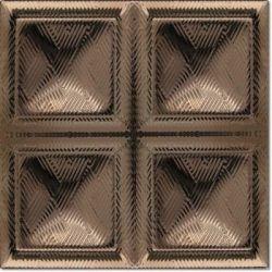 Decus Cubos Bronce 20x20