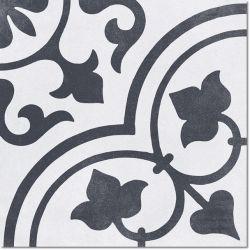 Peronda Cuban White Ornate 22,3x22,3