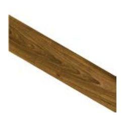 Emil Ceramica Elegance Wood Chevron Mohogany 11x54
