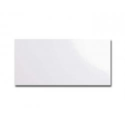 Ribesalbes Ceramica Blanco Brillo Liso 10x20
