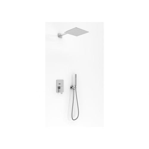 Kohlman AXIS QW210NQ20 zestaw prysznicowy, deszczownica okrągła typ R