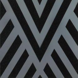 Tubądzin By Maciej Zień PARIS - Dekor Odeon Noir 14,8x14,8