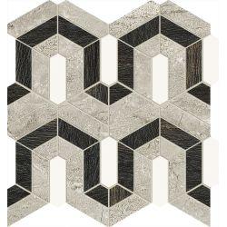 Tubądzin By Maciej Zień PARIS - Mozaika gresowa Saint Denis 2 29,8x29,8