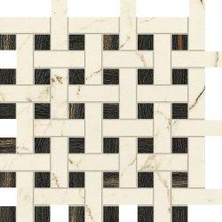 Tubądzin By Maciej Zień PARIS - Mozaika gresowa Madeleine 1 29,8x29,8