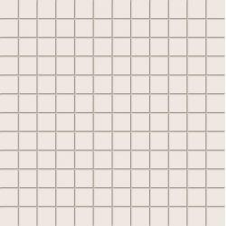 Tubądzin By Maciej Zień TOKYO - Mozaika ścienna White A 29,8x29,8