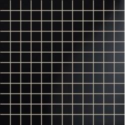 Tubądzin By Maciej Zień TOKYO - Mozaika ścienna Black A 29,8x29,8