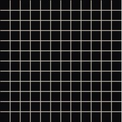 Tubądzin By Maciej Zień TOKYO - Mozaika ścienna Black B 29,8x29,8