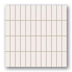 Tubądzin By Maciej Zień LONDON - Mozaika ścienna Oxford White 29,8x29,8