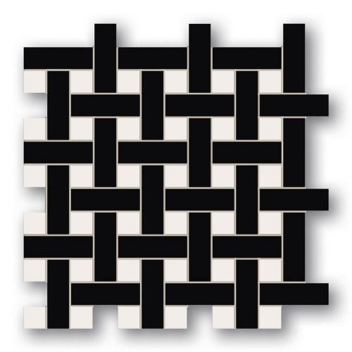 Tubądzin By Maciej Zień LONDON - Mozaika podłogowa Tower Hill 1 29,8x29,8