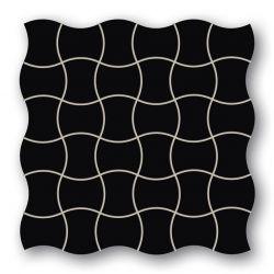 Tubądzin By Maciej Zień LONDON - Mozaika podłogowa Bond Street 1 29,8x29,8