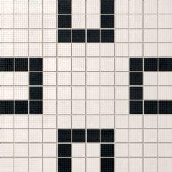 Tubądzin By Maciej Zień MONACO - Mozaika podłogowa Rivage 1 29,8x29,8