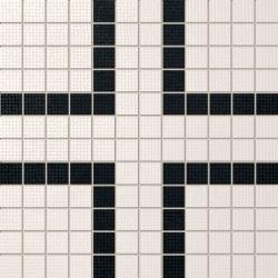 Tubądzin By Maciej Zień MONACO - Mozaika podłogowa Rivage 3 29,8x29,8