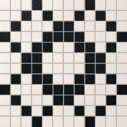 Tubądzin By Maciej Zień MONACO - Mozaika podłogowa Rivage 4 29,8x29,8