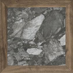 Fanal Heritage Losanga Stone Black 90x90