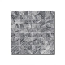 SANT'AGOSTINO — Inspire Mosaico Bardiglio 25,0x25,0