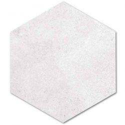 Vives Hexágono Rift Blanco 23x26,6