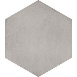 Vives Laverton Hexagono Bampton Gris 23x26,6